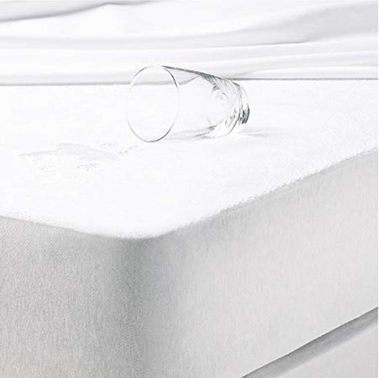 Homéé ® Waterdicht molton PU hoeslaken - 60x120