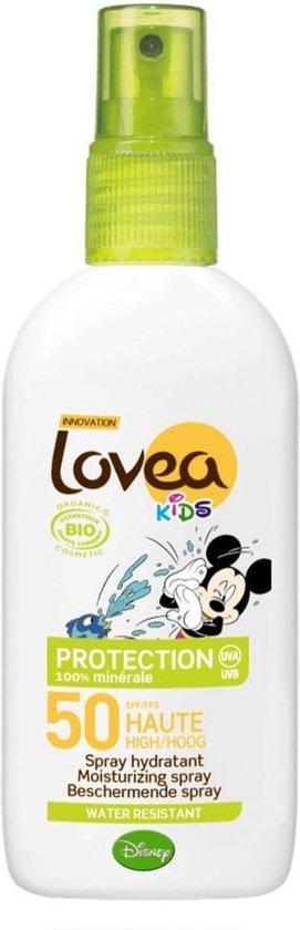 Lovea zonnebrand spray SPF50