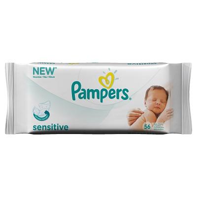 Pampers Sensitive billendoekjes