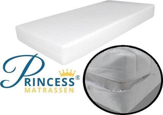 Princessenmatrassen ledikant matras 60x120x14cm