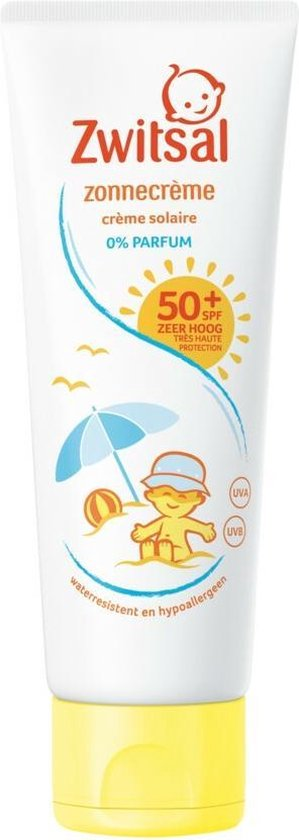 Zwitsal zonnebrandcrème baby SPF 50+
