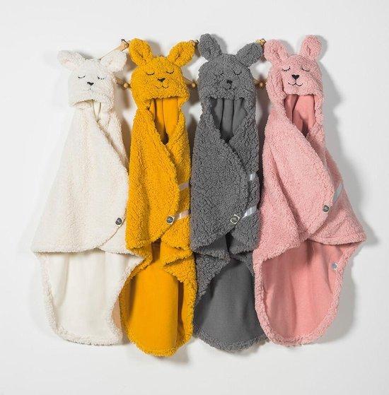 Jollein wikkeldeken bunny - all colours