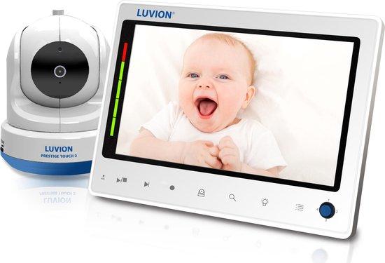 Luvion Prestige Touch 2 babyfoon met camera