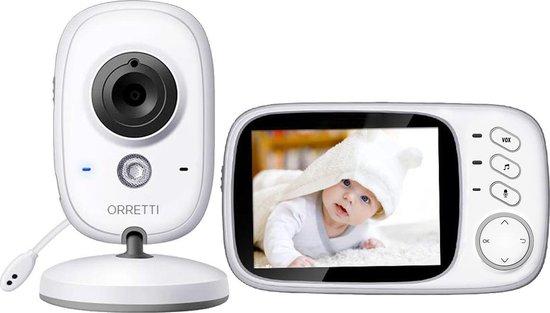 Orretti V8 babyfoon met camera