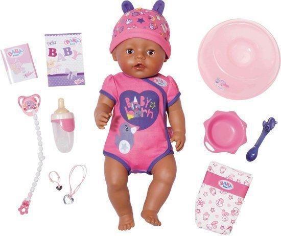 BABY born® - interactieve babypop 43cm