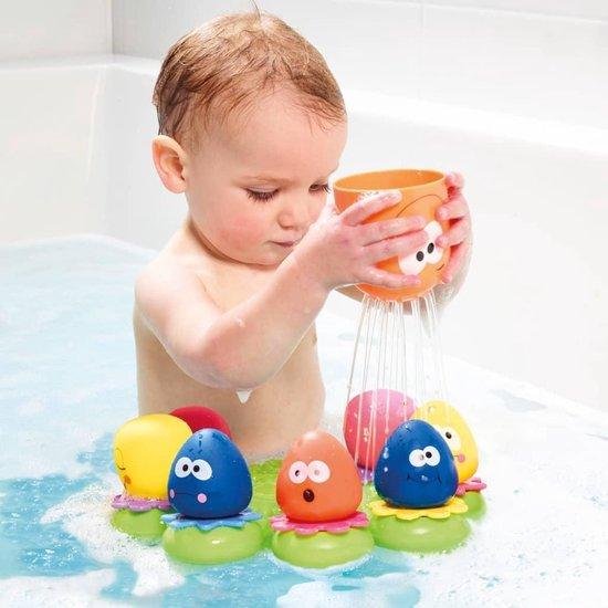 Badspeelgoed TOMY Octopus familie