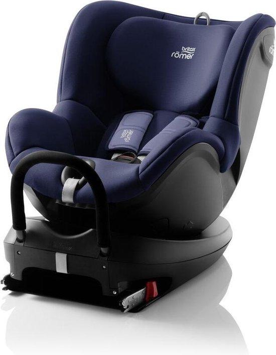 Britax Romer Dualfix²R draaibare autostoel baby - groep 0+/1 - moonlight blue