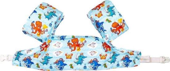 HappySwimmer zwemvest voor peuters en kleuters