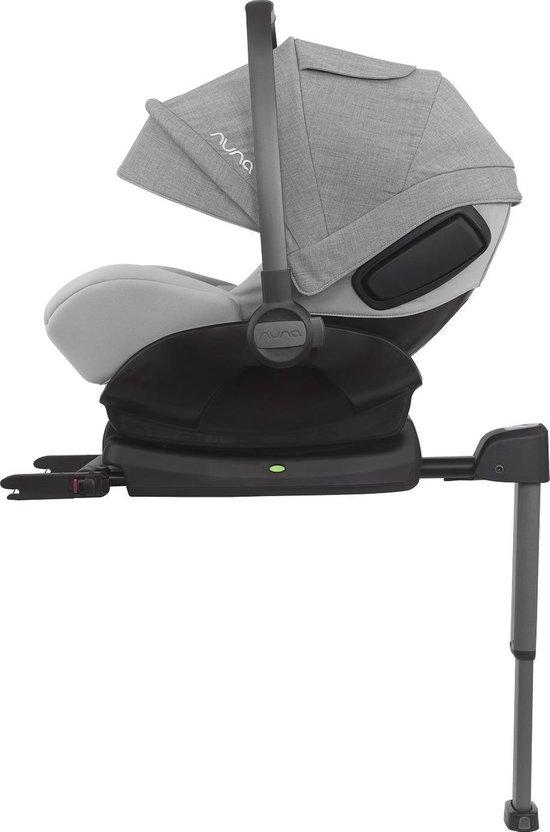 Nuna Arra autostoel inclusief ISOFIX base - groep 0 - frost