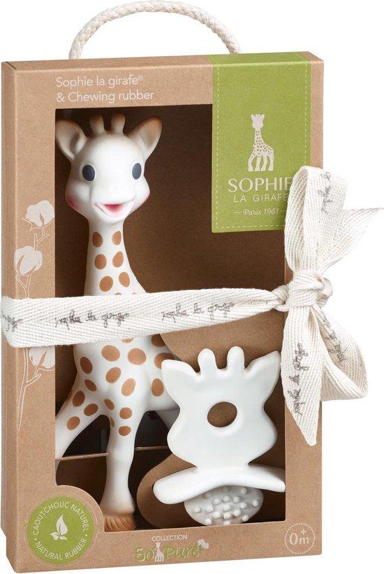 Sophie de Giraf bijtring en bijtspeentje