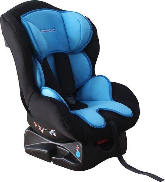 X-adventure Go baby autostoel - blauw