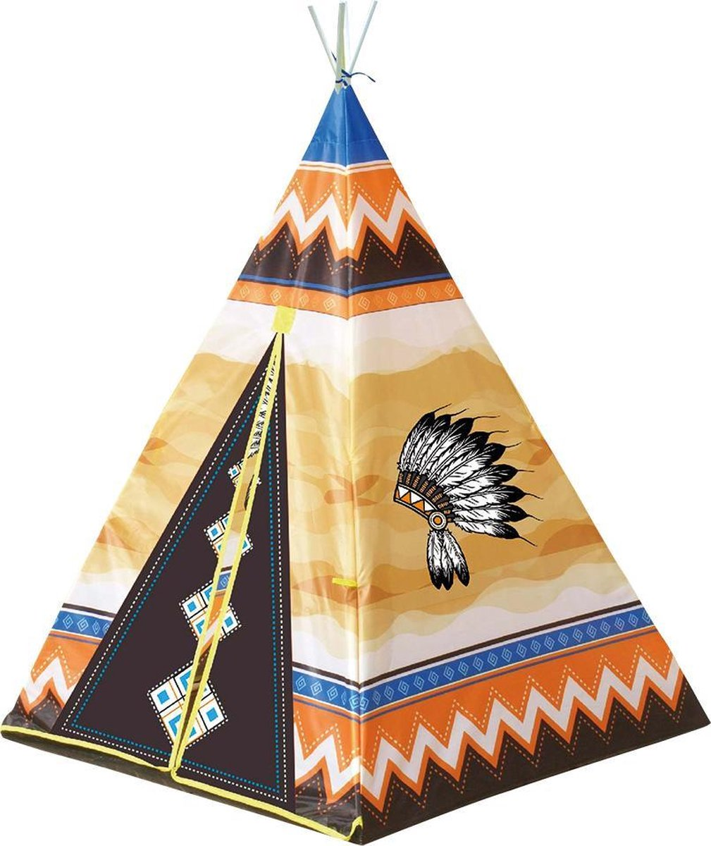 Wigwam indianen tipi tent - Kinder speeltent